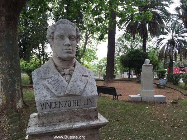 Büste-Vinzenzo-Bellini