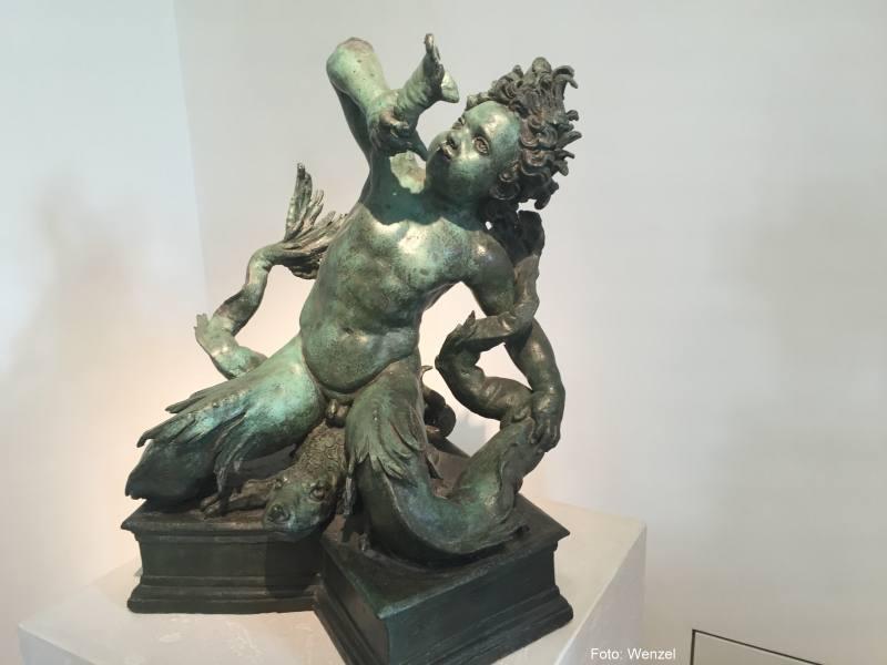 Bronzeskulptur-München
