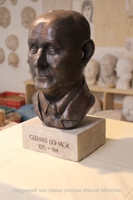 Gerhard Domagk Bste